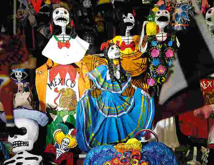Mexico City: Day of the Dead Comfortimage