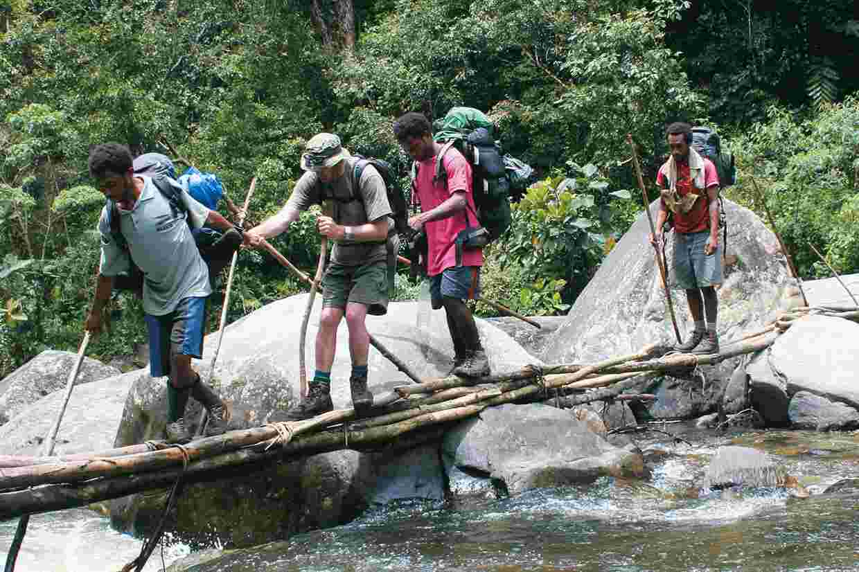 The Kokoda Trackimage