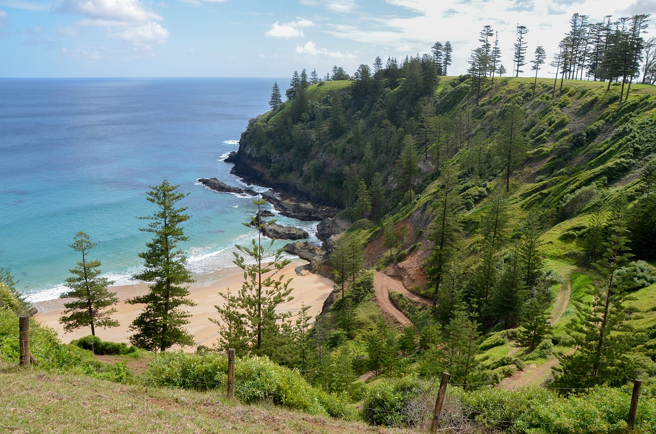 Norfolk Island Pacific Peace 07image