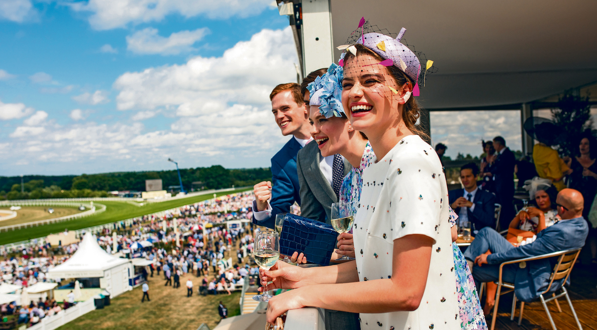 Des Coppins Royal Ascot Racing Tour 2020image