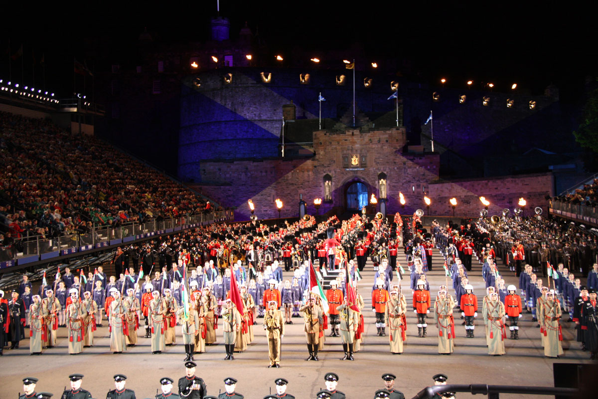 The Royal Edinburgh Military Tattooimage