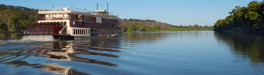 Christmas Cruise : Renmark to Mannumimage