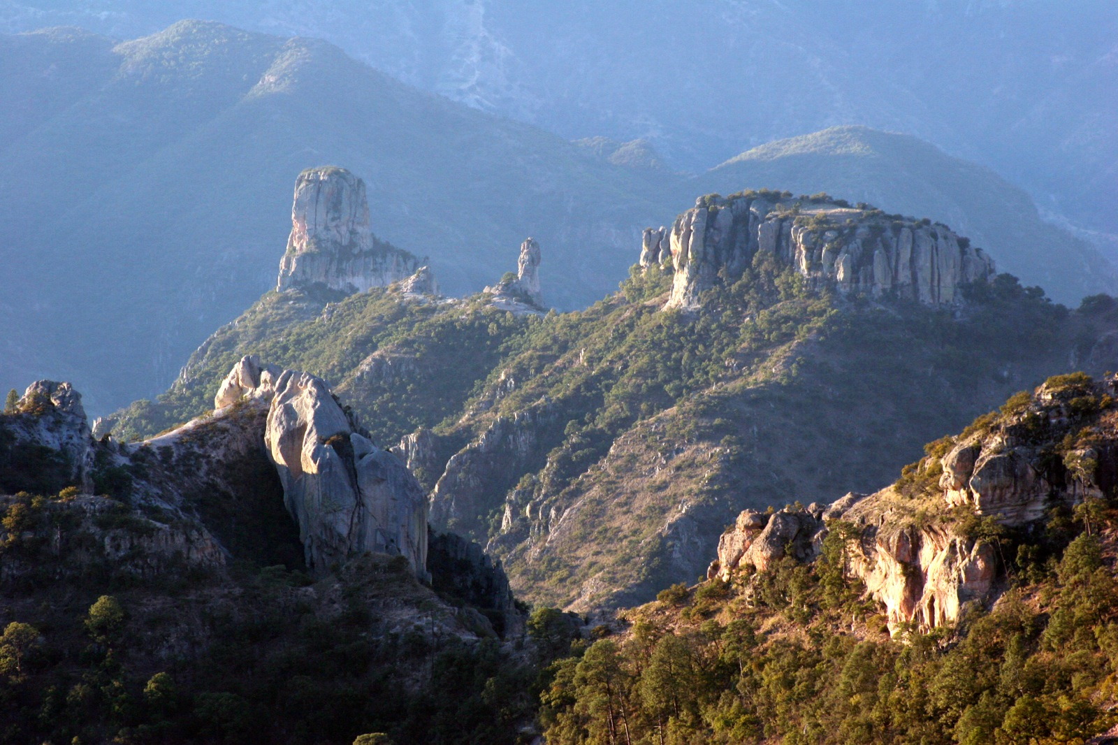 The Copper Canyon - MEXICOimage
