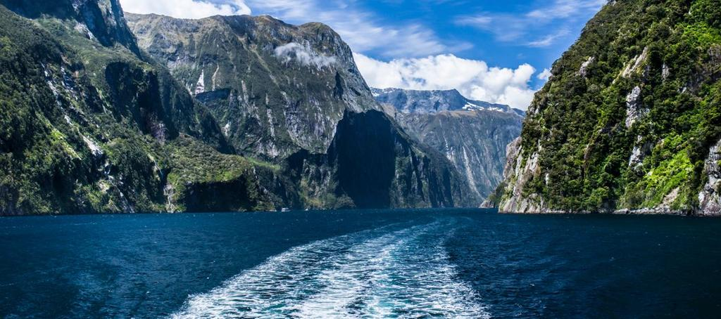Fiordland Cruise (Northern Fiords) image