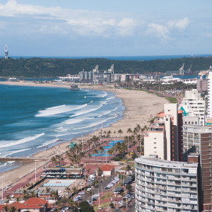 Durban with South African Airways