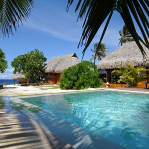 Green Lodge, Moorea