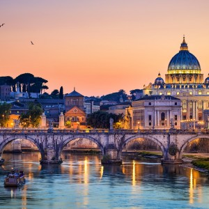 Fly to Rome with Emirates