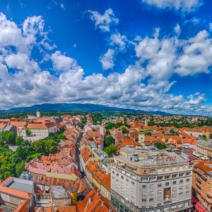 Fly to Zagreb with Emirates
