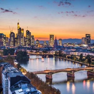 Fly to Frankfurt with Emirates