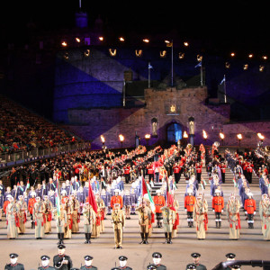 Edinburgh Tattoo + Cruise Package