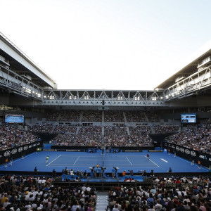 Australian Open 2020 - Ground Pass