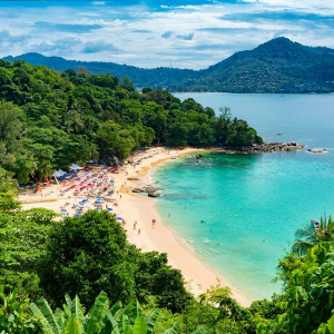 Phuket with China Southern Airlines