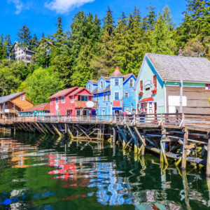 11 Night Alaskan Fun Cruise from San Francisco Return