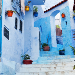 Imperial Morocco & The Blue City