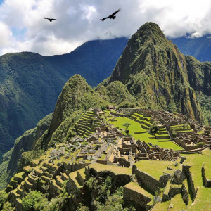 Heights of Machu Picchu
