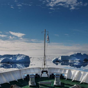 Out of the Northwest Passage