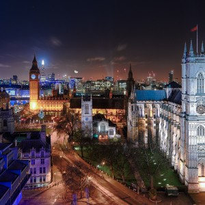 London with Royal Brunei Airlines