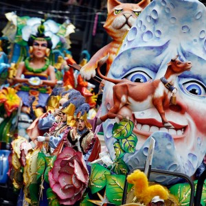 Iconic Mardi Gras with G Adventures