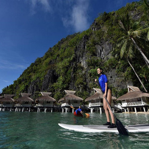 Manila - El Nido Free and Easy Package
