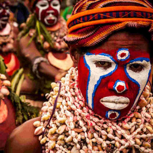 Papua New Guinea National Mask Festival