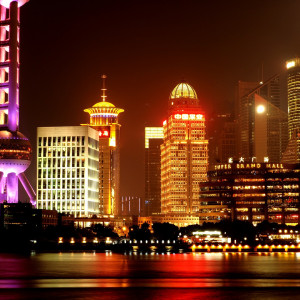 Shanghai with Philippine Airlines