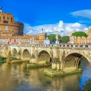 Rome with Korean Airlines