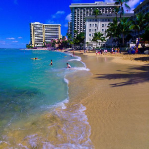 Honolulu with Hawaiian Airlines