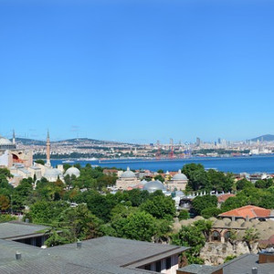 Istanbul, Turkey City Stays
