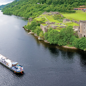 Cruise the Heart of the Scottish Highlands