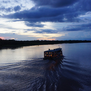 Luxury Amazon Cruises: Delfin