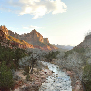 Walking the Western US National Parks