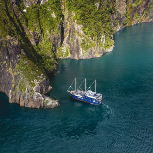 Mariner Overnight Cruise & Coach | Milford Sound