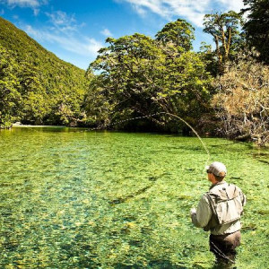Fiordland Lodge Fishing Package