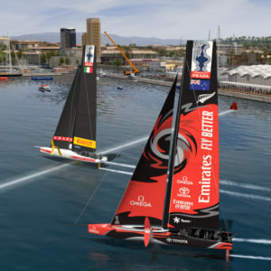 36th America's Cup Presented by PRADA