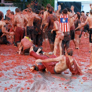 La Tomatina Festival with G Adventures