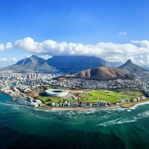 Cape Town with Qantas