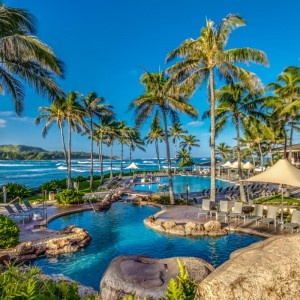 Turtle Bay Resort - Hawaii