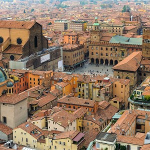Bologna with Emirates