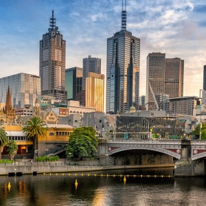 Melbourne with China Airlines