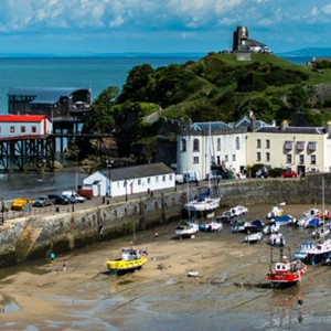 Coastal Wales - Country Inn Hotels