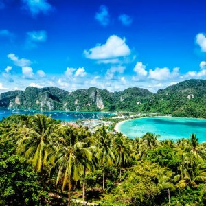 Phuket with Malaysia Airlines