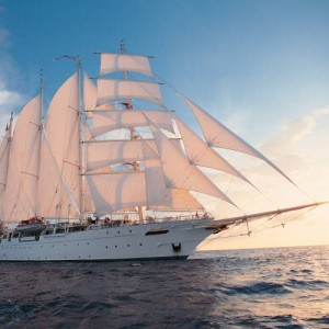 Star Clippers Sailing: Treasure Islands