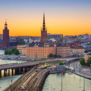 Stockholm with Singapore Airlines