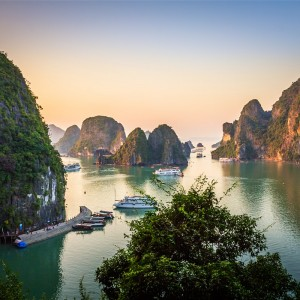 Treasures of Vietnam & China
