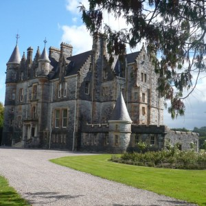 The Manor Houses of Ireland