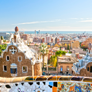 Barcelona with Air New Zealand