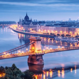 Budapest with Cathay Pacific