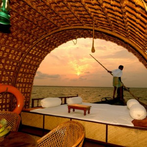 Kerala Backwater Houseboat Cruise
