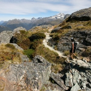 Routeburn Track - Independent Walk