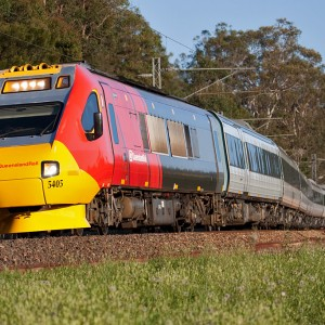 Spirit of Queensland - Rail